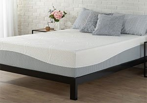 official photos 3212f ad17a Zinus Pressure Relief Memory Foam Mattress: Worth its Low Price?