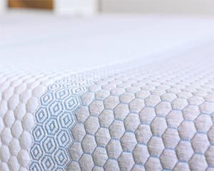 the mattress cover