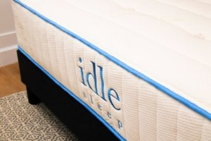 the idle latex mattress cover
