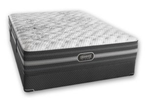 The mattress without sheets