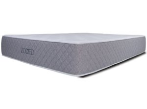 The Zoned mattress seen from an angle