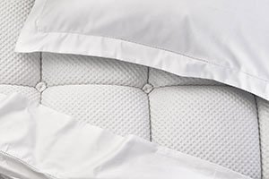 the mattress cover in cashmere