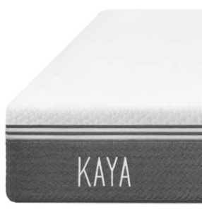 the kaya mattress cover closeup