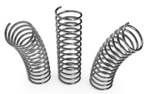 some mattress springs