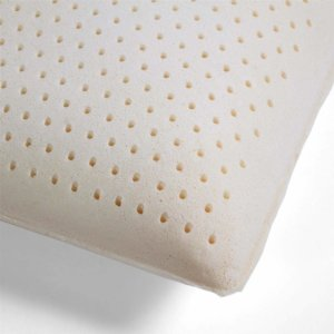 Image: Closeup of OrganicTextiles pillow