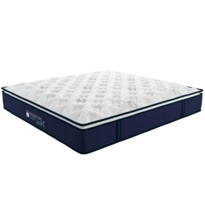The Signature Sleep mattress on a white background