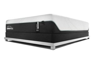 The ProAdapt mattress from an angle