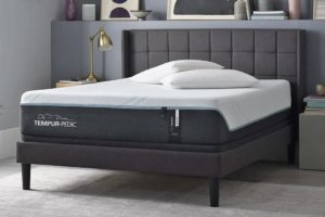 The Tempur-Pedic ProAdapt in a room