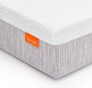 detial of the tomorrow sleep memory foam cover