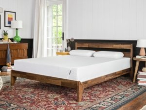 the Original Tuft & Needle mattress in a room