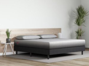 the Zoma mattress in a room