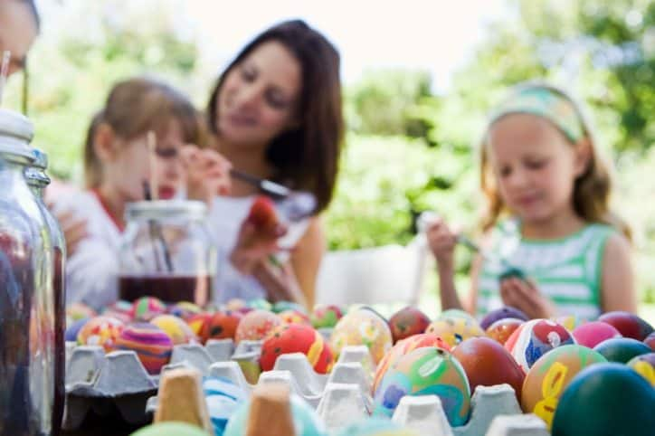 Organic Easter Egg Dyes, Mindful Family, Family, Mindful Living Network, Mindful Living, Dr. Kathleen Hall, The Stress Institute, OurMLN.com, MLN, Alter Your Life