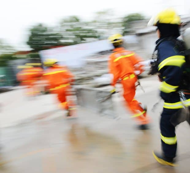 first responder stress, first responder