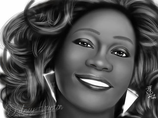 Whitney Elizabeth Houston, Farewell to Whitney Houston,