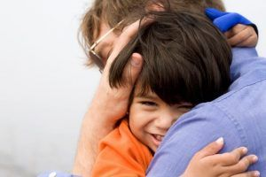 Global Hug Your Kid Day