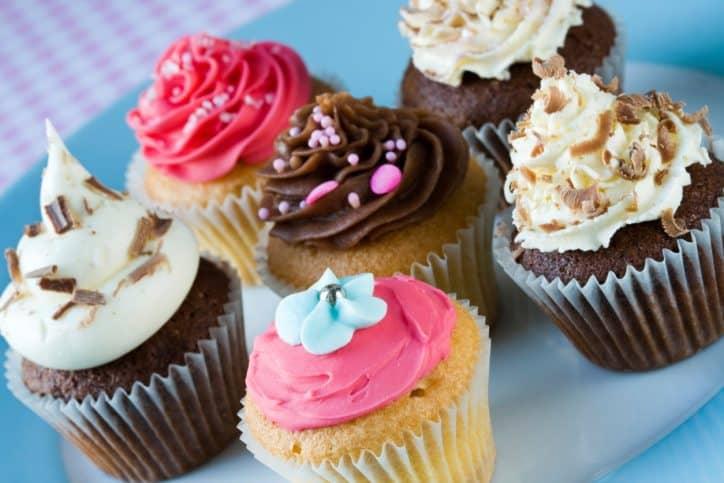 cupcake, sweet treat
