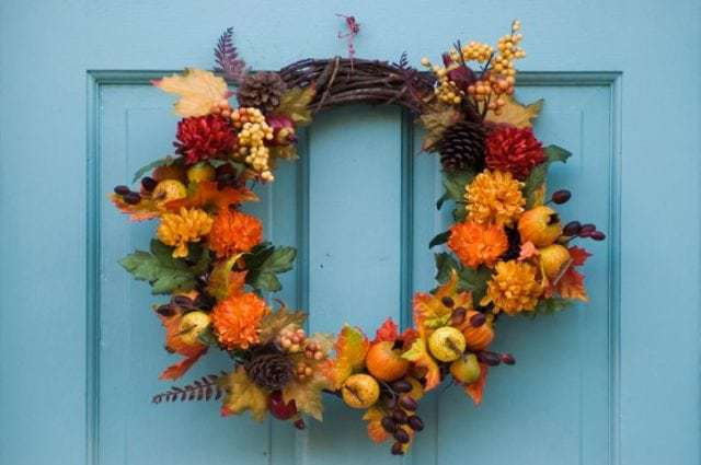 Fall Decor for Outdoor Spaces