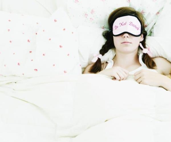 5 Holiday Sleeping Tips