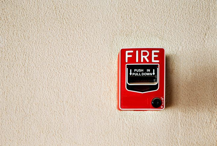 fire safety, fire alarms, fire evacuation