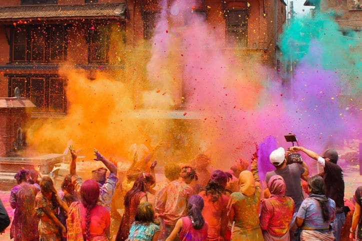 festival of colors, Holi Festival