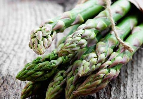 asparagus, folic acid, inflammation, heart disease
