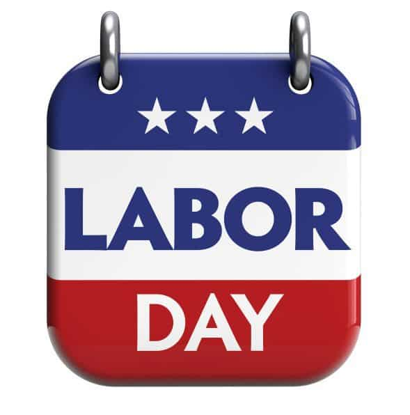 Labor Day, Mindful Living Network, Mindful Living, Dr. Kathleen Hall, The Stress Institute, OurMLN.com, MLN, Alter Your Life, Mindful Moments, Mindful, Labor Day, American Flag, Holiday