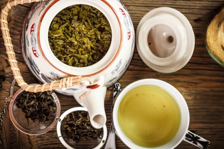 herbal tea, tea recipes, antioxidants, healthy living