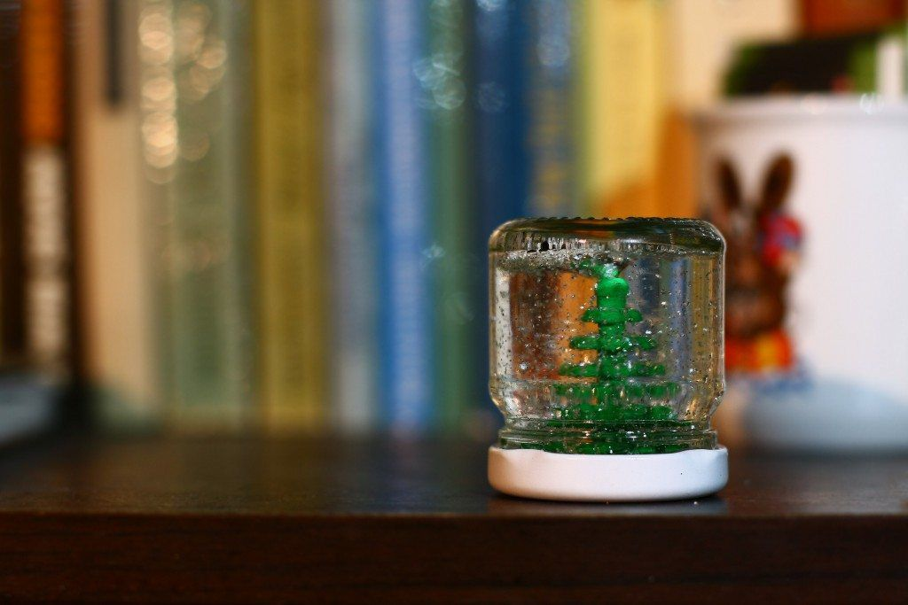 holiday craft ideas, recycled crafts