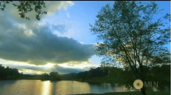 Sunrise Lake Sounds at Oak Haven Farm