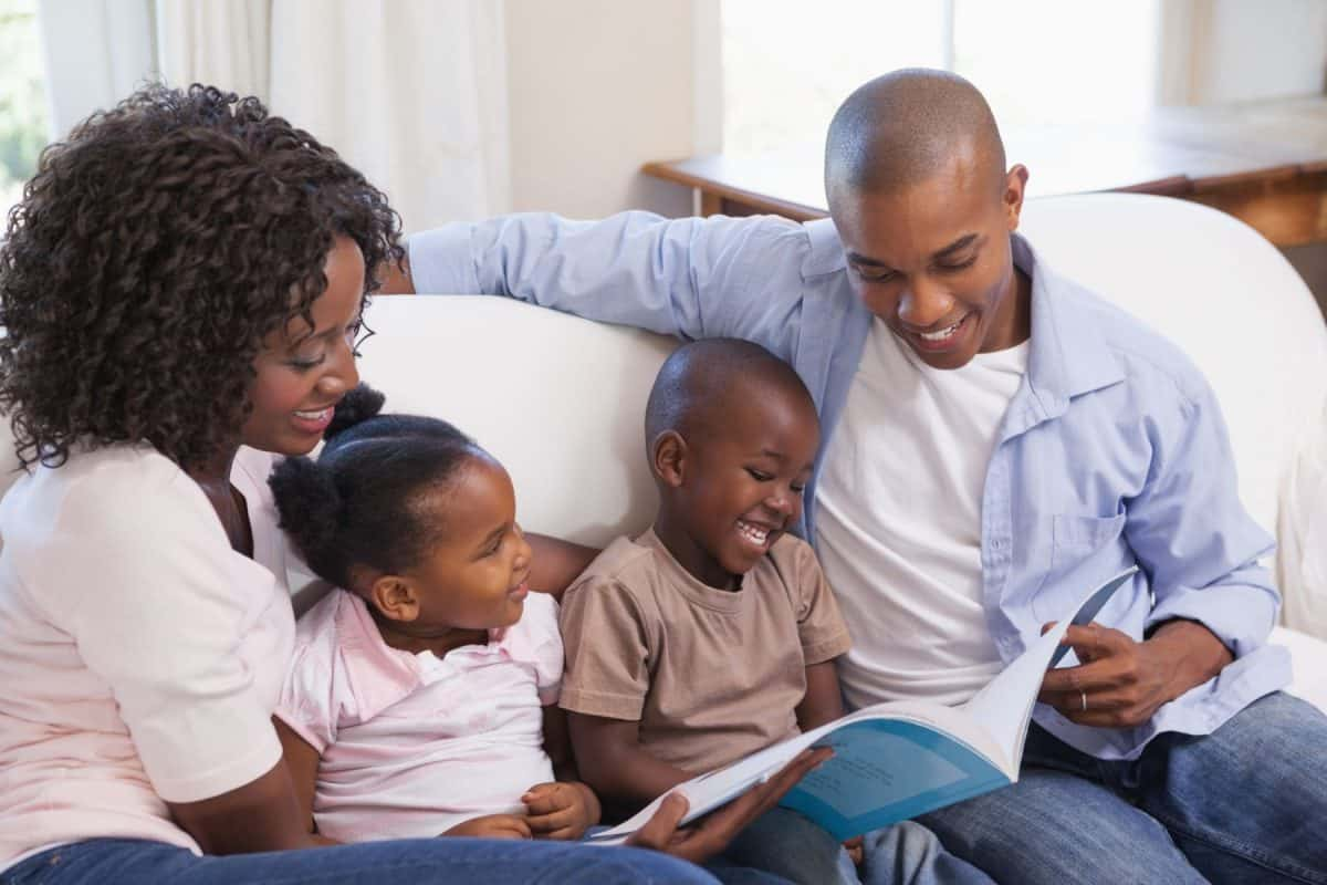 The power of storytelling, Mindful Family, Mindful Everyday