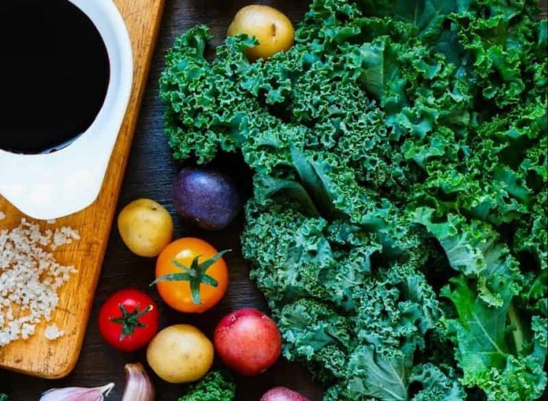 Kathleen's Kale Tuna Salad