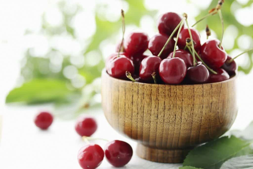 national cherry month, cherry month
