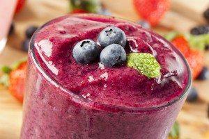 blueberry smoothie, smoothie recipe, breakfast smoothie, morning smoothie