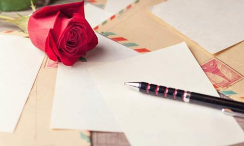 National Card & Letter Writing Month