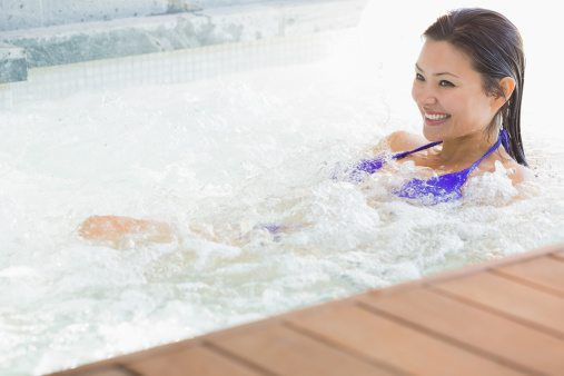 the healing power of water, healing water, hydrotherapy treatment