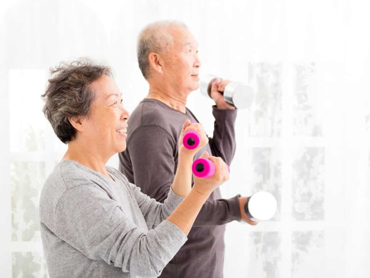 national senior health and fitness day, senior health, fitness
