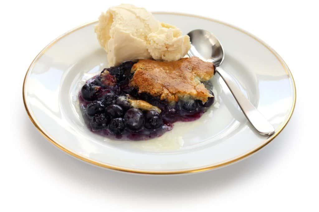 blueberry month, blueberry, blueberries, antioxidants, brain berries, stress, blueberry cobbler