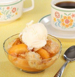 Yummy Simple Cobbler