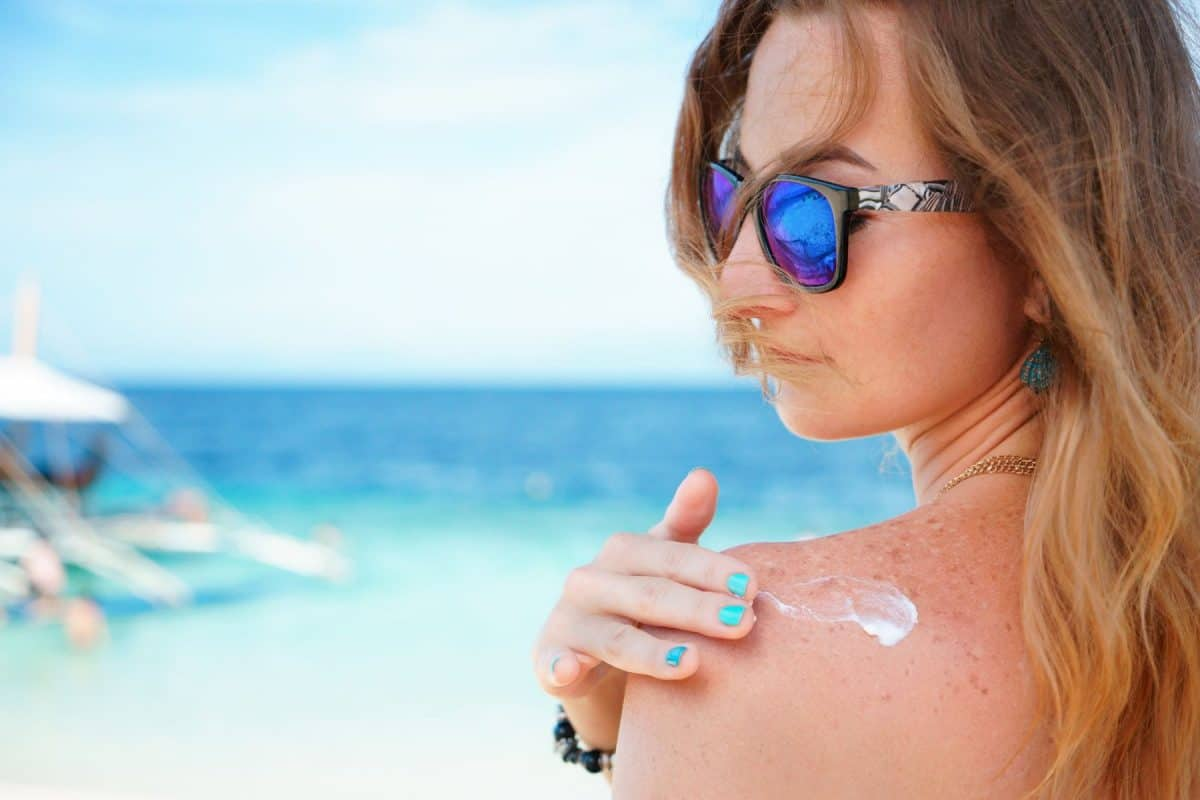 eco friendly sunscreen, protect your skin, homemade sunscreen, sun damaged skin