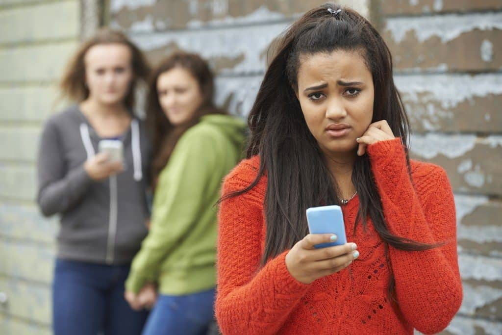 Beware of Cyber Bullies, Mindful Family, Mindful Living Network