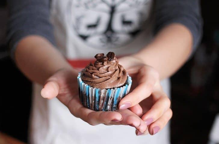 cupcake day, national chocolate cupcake day,