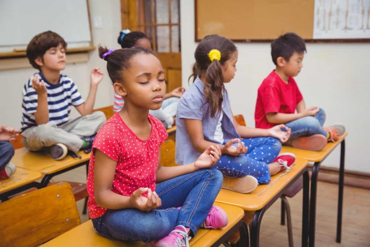 Meditation not Detention, Mindfulness in Schools, Mindful Family