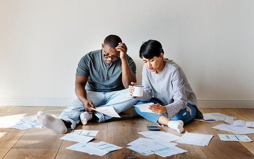 debt stress, Ease Your Anxiety, Financial Problems