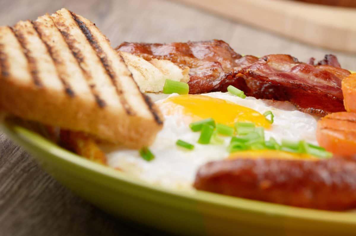 national hot breakfast month, hot breakfast, breakfast