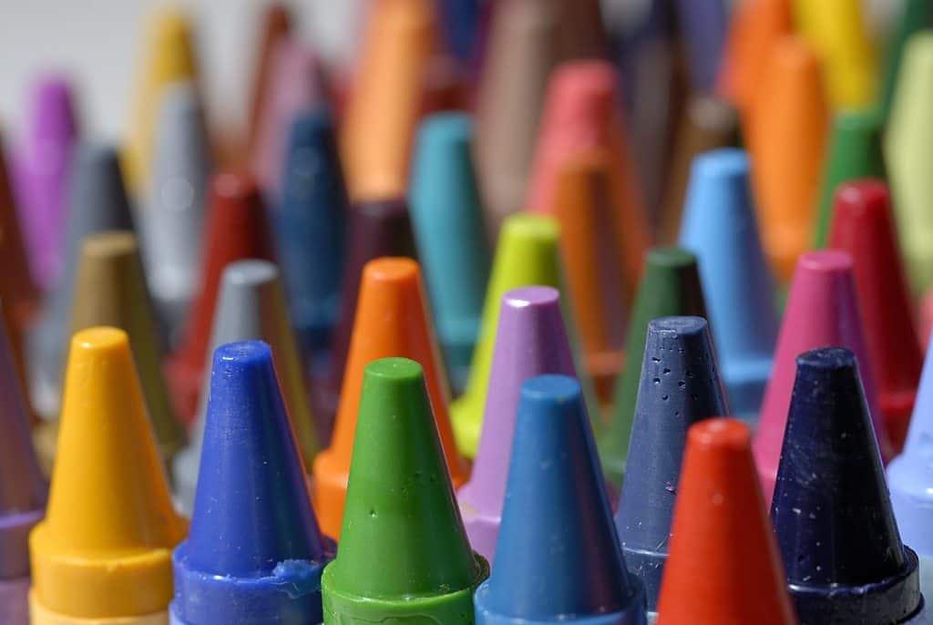 crayola crayon day