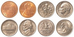 united states of america circulating coins