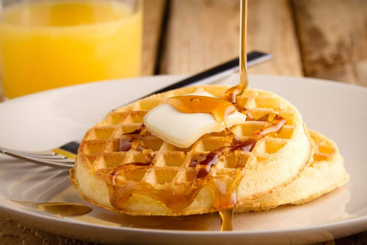 international waffle day, waffles