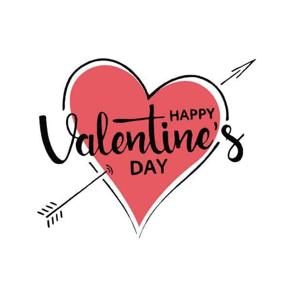 valentine's day, day of love