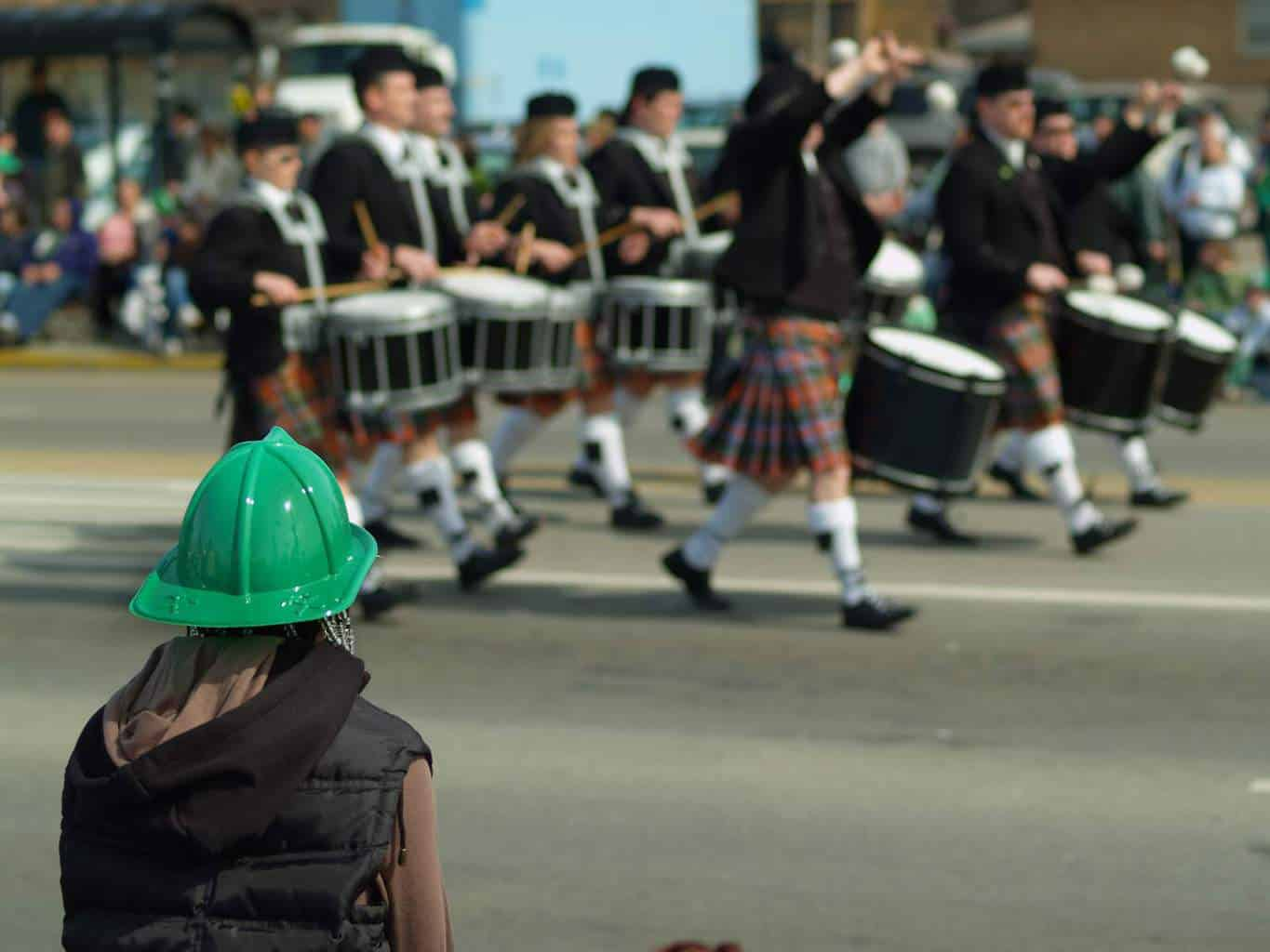 patrick's day parade, st. patrick's day