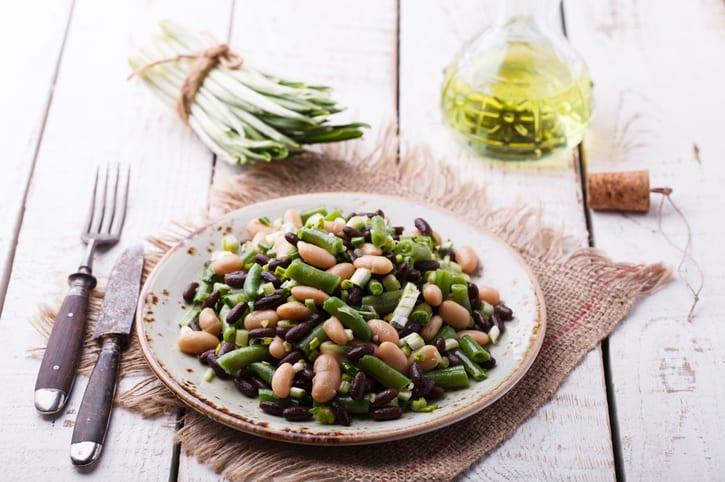 Delicious Bean Salad